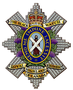 blackwatch badge