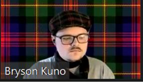Patrick Dionne-Kuno Clan Logan representative of Ontario