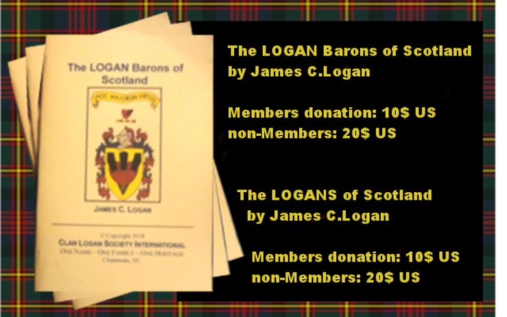 booklet Clan Logan