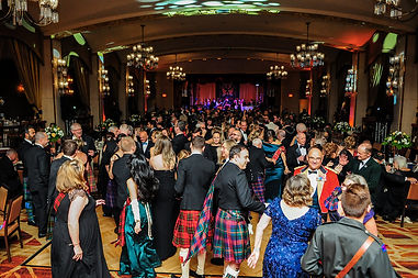 dancing st.Andew's Ball 2018