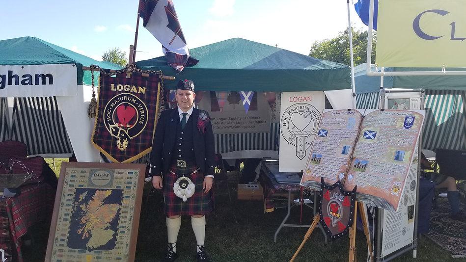 Clan Logan, Fergus, 201