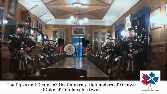 cameron Highlanders Ottawa