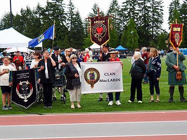 clan gathering BC