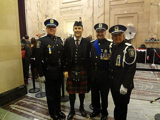 clan logan RCMP Montreal