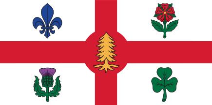Monreal city flag