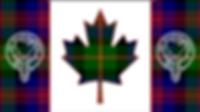 Clan logan Canada flag