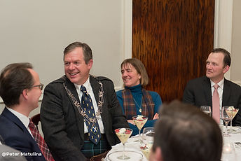 Jaso MacCulum Burns night 2018