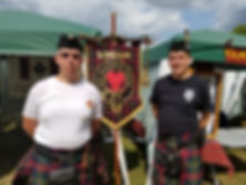 Clan Logan banner  Steven Logan