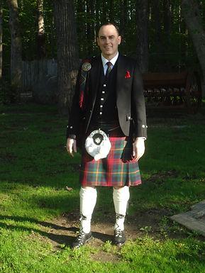 Steven Logan Chef Ambassador Clan Logan Canada