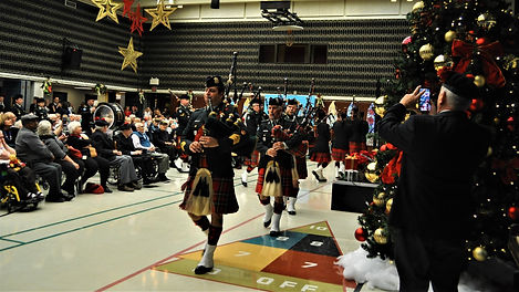 BlackWatch Pipes and Drums