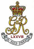 78th Frazer Highlanders logo