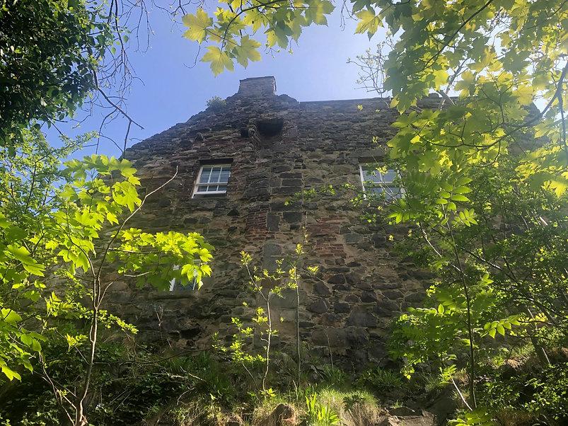 Restlarig castle