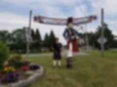 glengarry Maxville Clan Logan