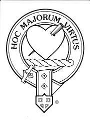 Clan Logan Society International crest