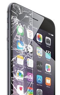 Substituição vidro telemóvel