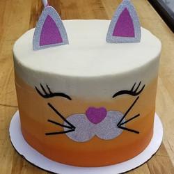 A Little Kitty Cake