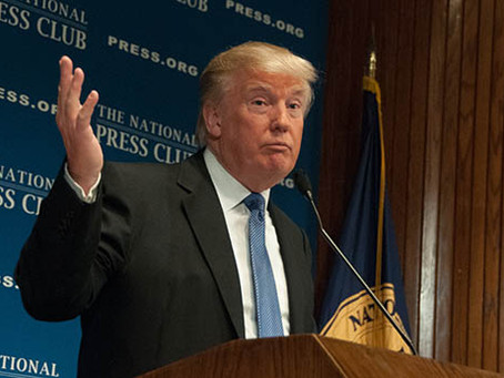 Is there hope for Donald Trump as a leader?