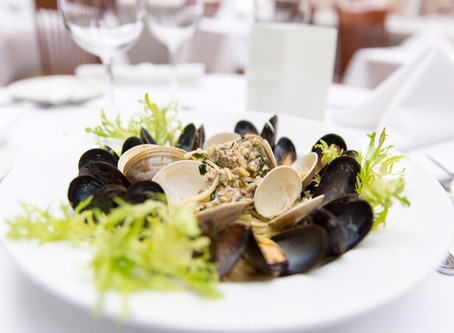 Recipe: Spaghetti with mussels and clams