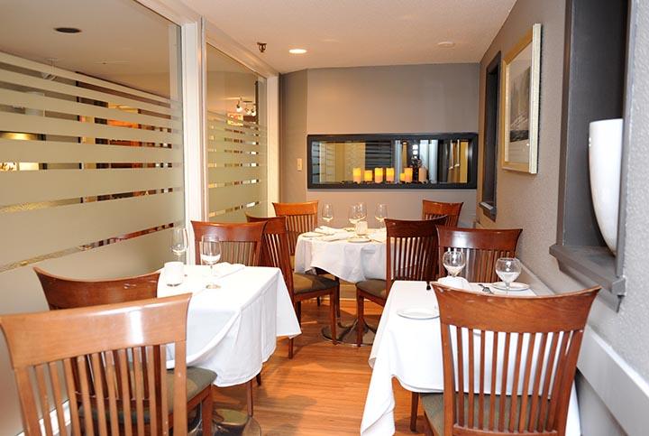 Quiet and Romantic Dining