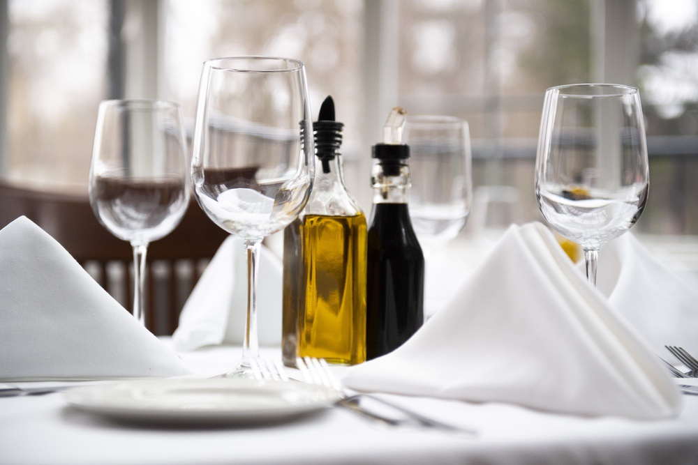 Italian Olive Oil and Balsamic