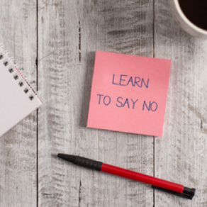Tips on how to stop saying YES, and why this is good for our mental and physical health.