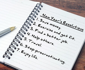 Goals are for life, not just for the New Year