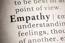 EMPATHY PERSON CENTERED THERAPY APPROACH