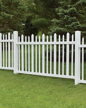 Freedom Decorative Fence Panel Vinyl
