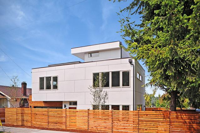 Cedar Fence Installation in Seattle, WA