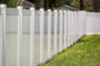 Vinyl Fence in Lynnwood, WA