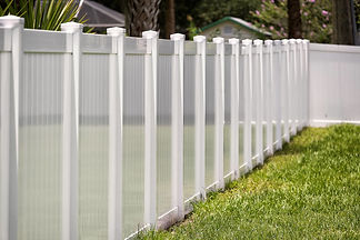Vinyl Fence in Seatte, WA