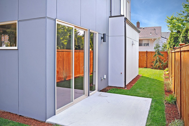 Privacy Fence in Bellevue, WA