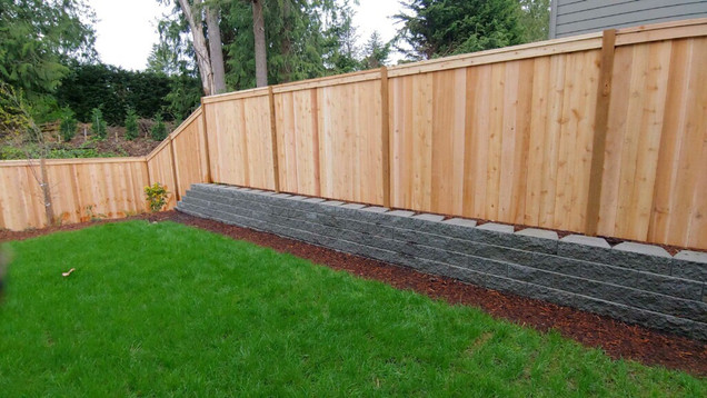 Safe Place for your Kids- Privacy Fence in Mountlake Terrace, WA