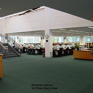 ​The Drimmer Library @ Westchester Community College - Valhalla