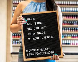 District Nail Bar
