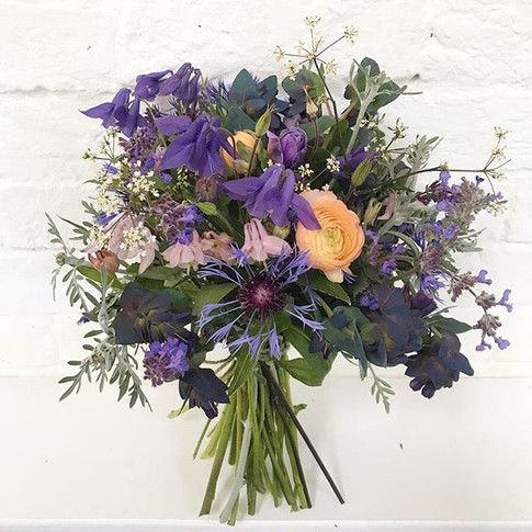 A bouquet from yesterday- incorporating