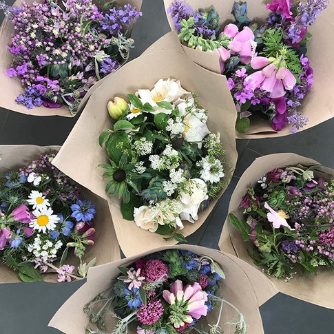 Bunches delivered to @thechocolatetartuk