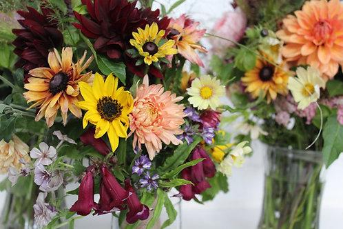 Seasonal Bouquet subscription