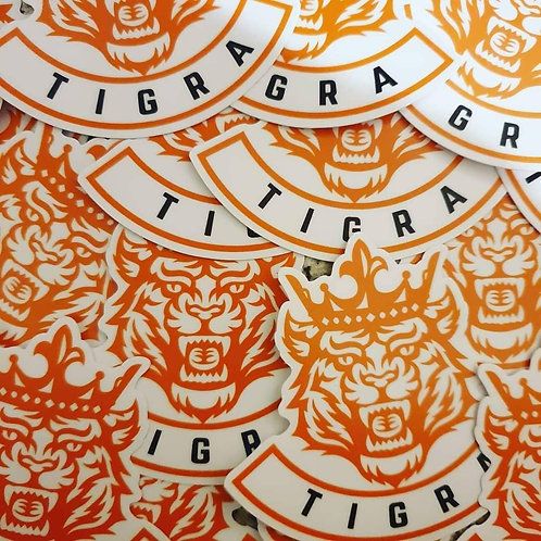 3 Pack Logo Stickers (Various)