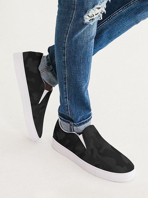 TRG Urban Camo Canvas Shoes