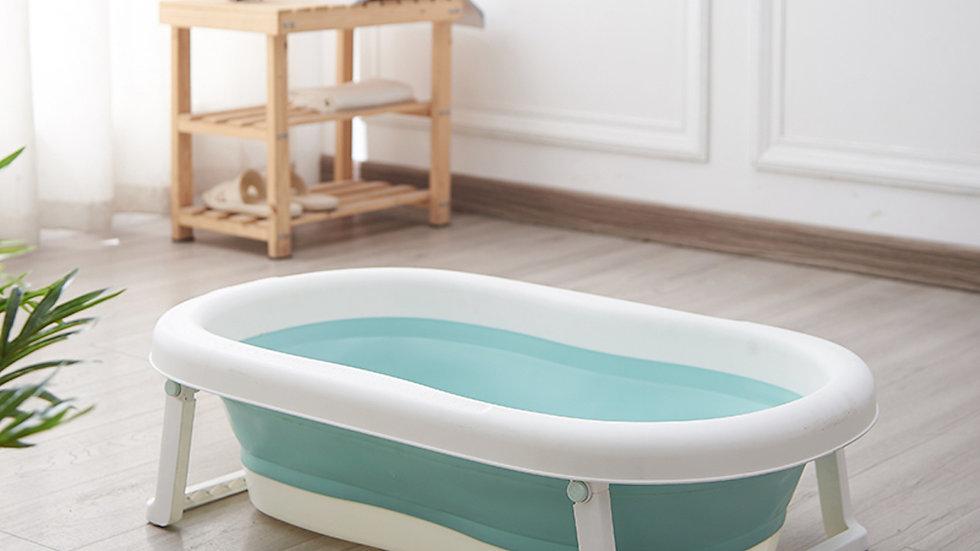 GoBuyer Foldable Baby Bath Tub