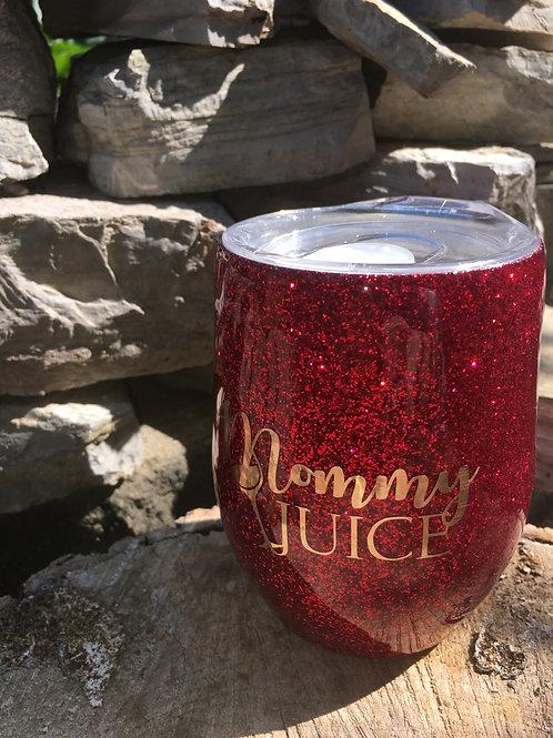 12oz Mommy Juice Wine Tumbler