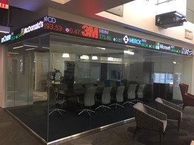 32 Pixel Tall Stock Ticker