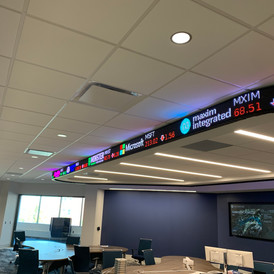LED Stock Ticker