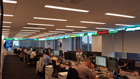 Pimco Trading Floor Ticker