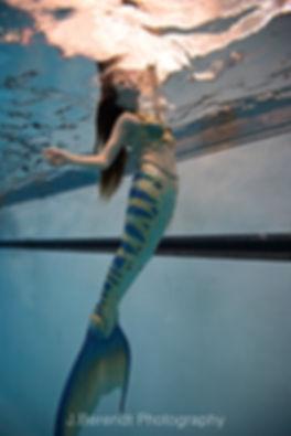 Kansas City Mermaid Aurellia Gyldenscale The Heartland Mermaid