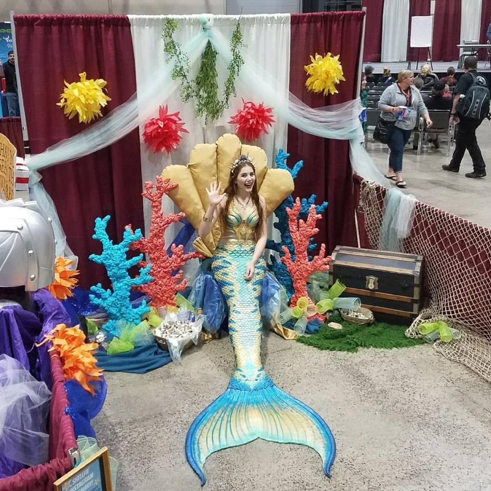 Kansas City Mermaid Aurelia