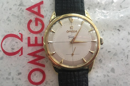 Omega Geneve 18ct, 1954