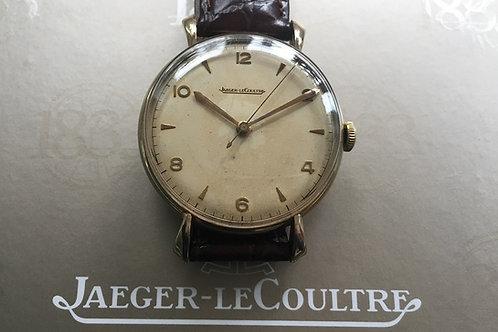 Jaeger LeCoultre 9ct, Ref:10911