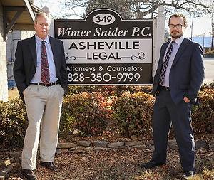 Wimer Snider PC Asheville Lawyer